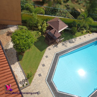 gardening sri lanka landscaping arial view swimming pool