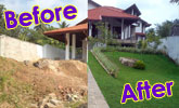 landscaping in sri lanka before and after pics