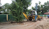 on going landscaping projects in sri lanka